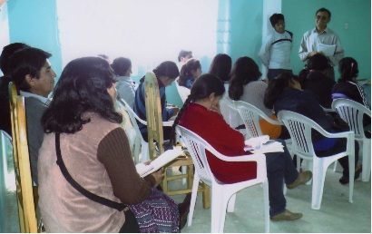 childrens ministry meeting